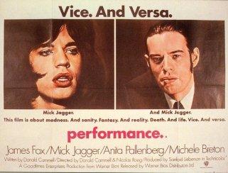 Movie night Nic Roeg Style