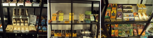A selection of Chocaffinitea's  ethically sourced quality single origin Chocolate.