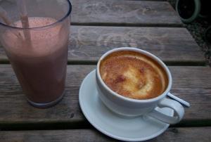 coffeeand milk